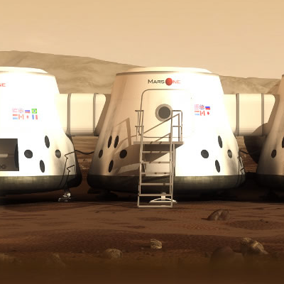 Mars-one mission plan founded